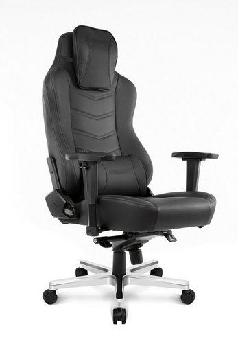 AKRACING Gaming Stuhl Office Onyx Deluxe »schwarz«