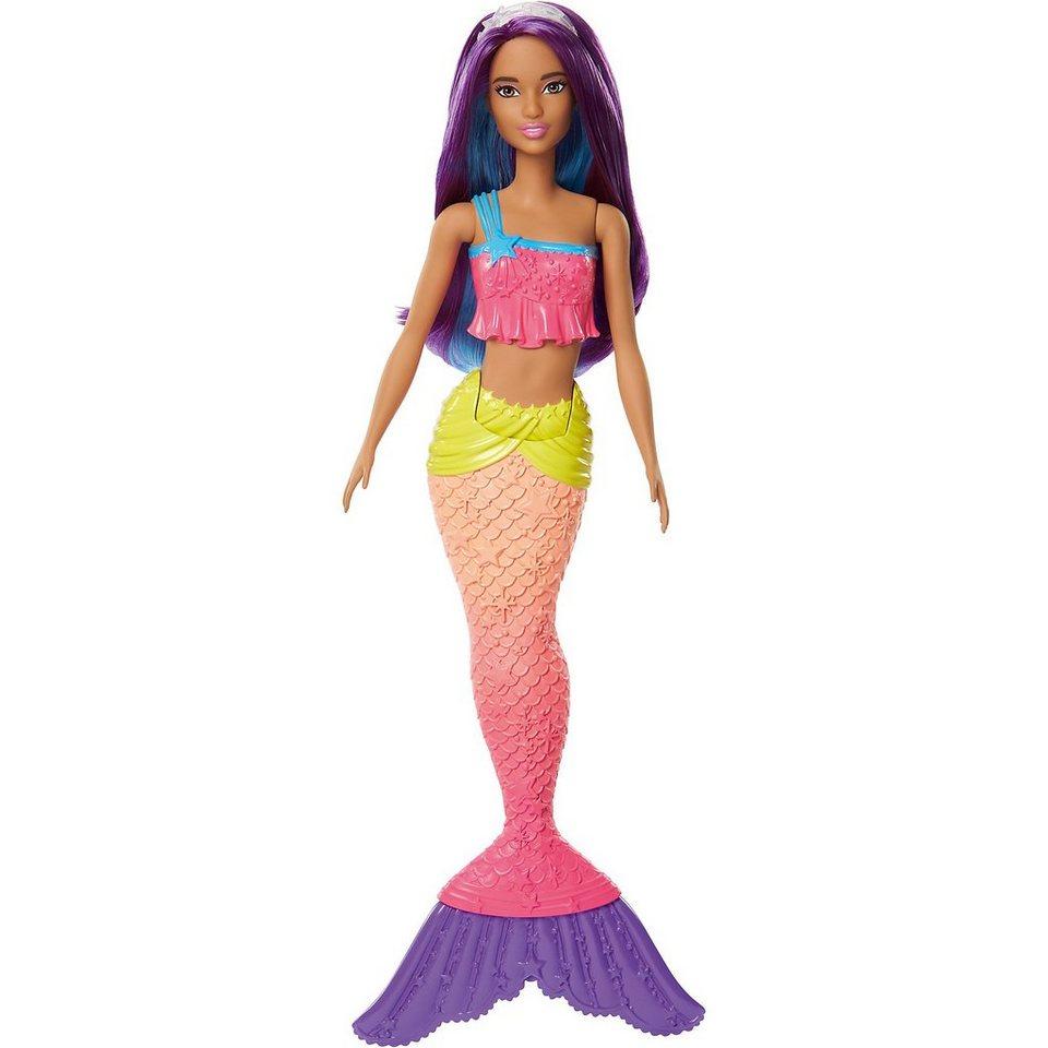 Mattel® Barbie Dreamtopia Meerjungfrau: Regenbogen-Meerjungfrau (lil online kaufen