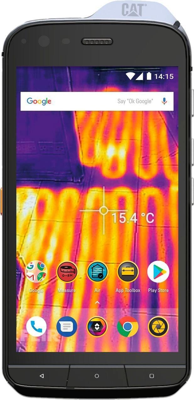 S61 DualSIM Smartphone (13 cm/5,2 Zoll, 64 GB Speicherplatz, 16 MP Kamera)