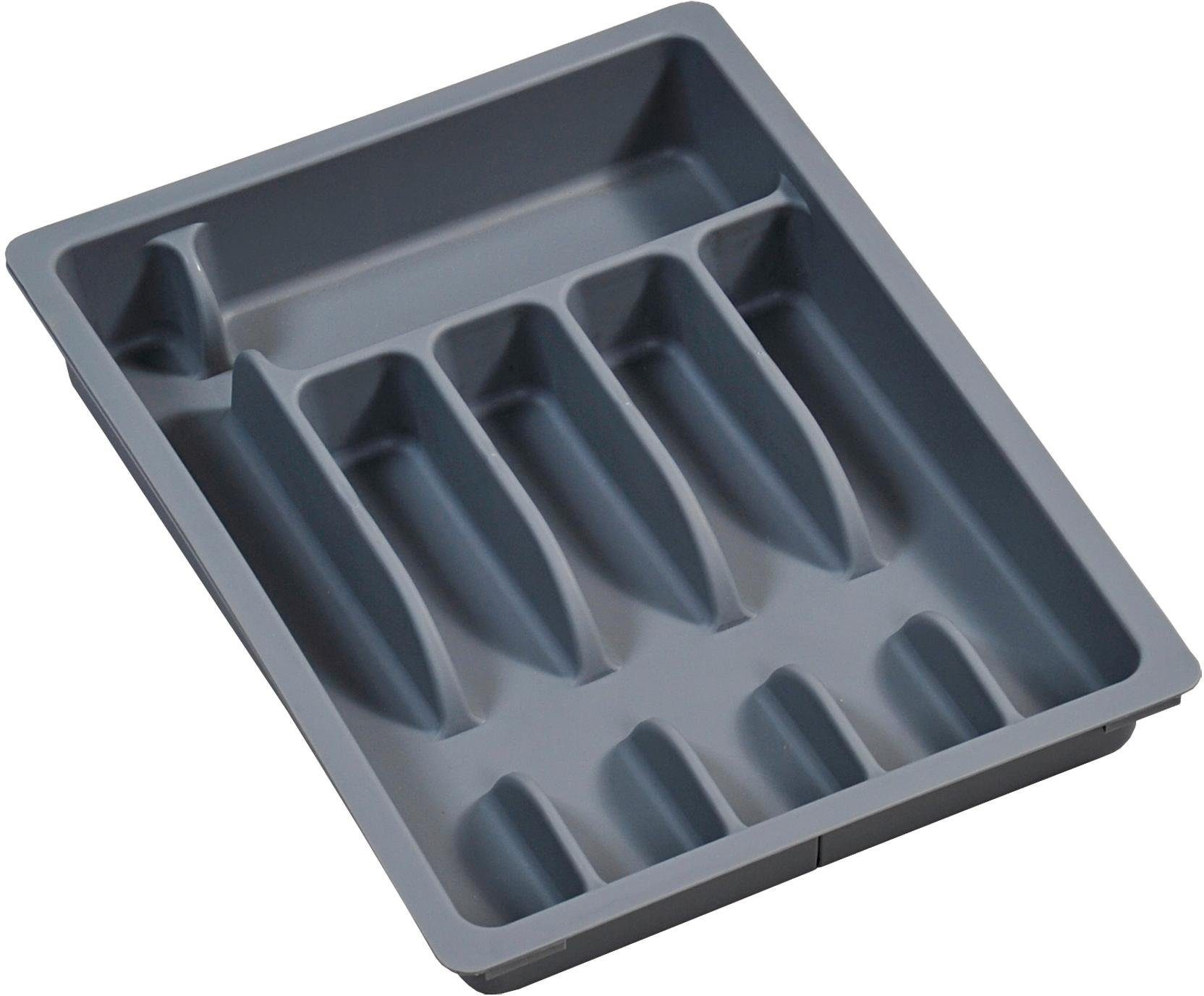 KESPER Besteckkasten, variabel, ausziehbar, Kunststoff