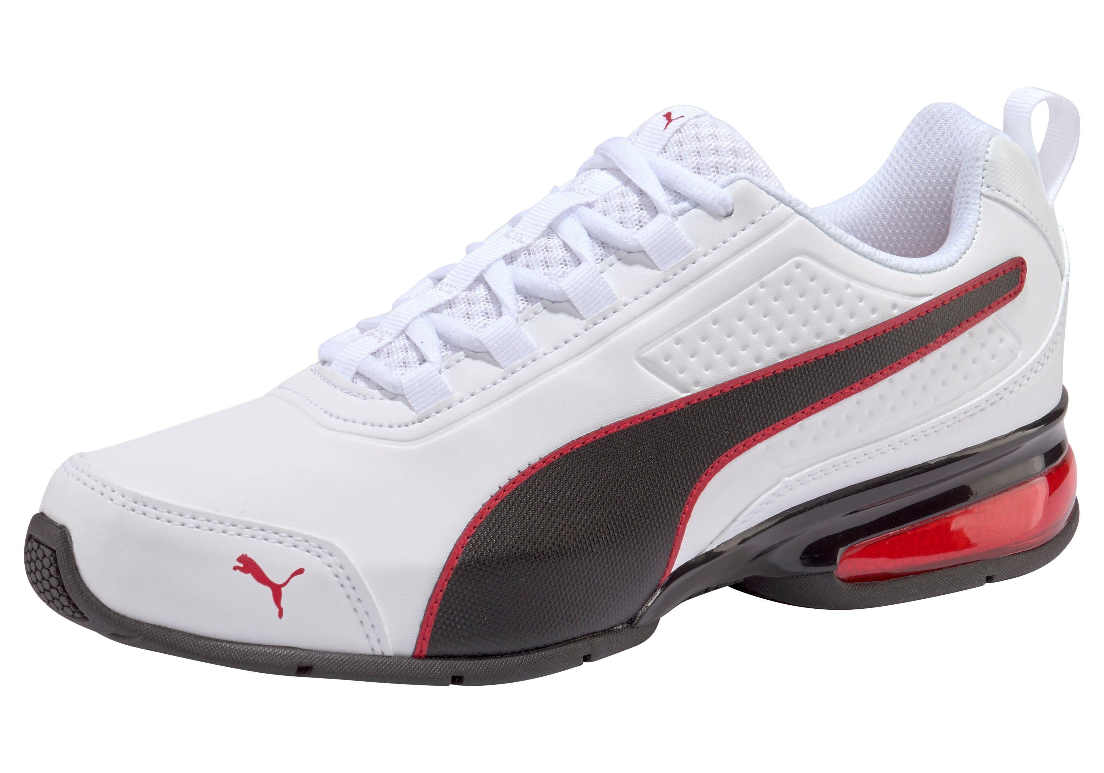 PUMA Leader VT SL Sneaker online kaufen  weiß-schwarz-rot
