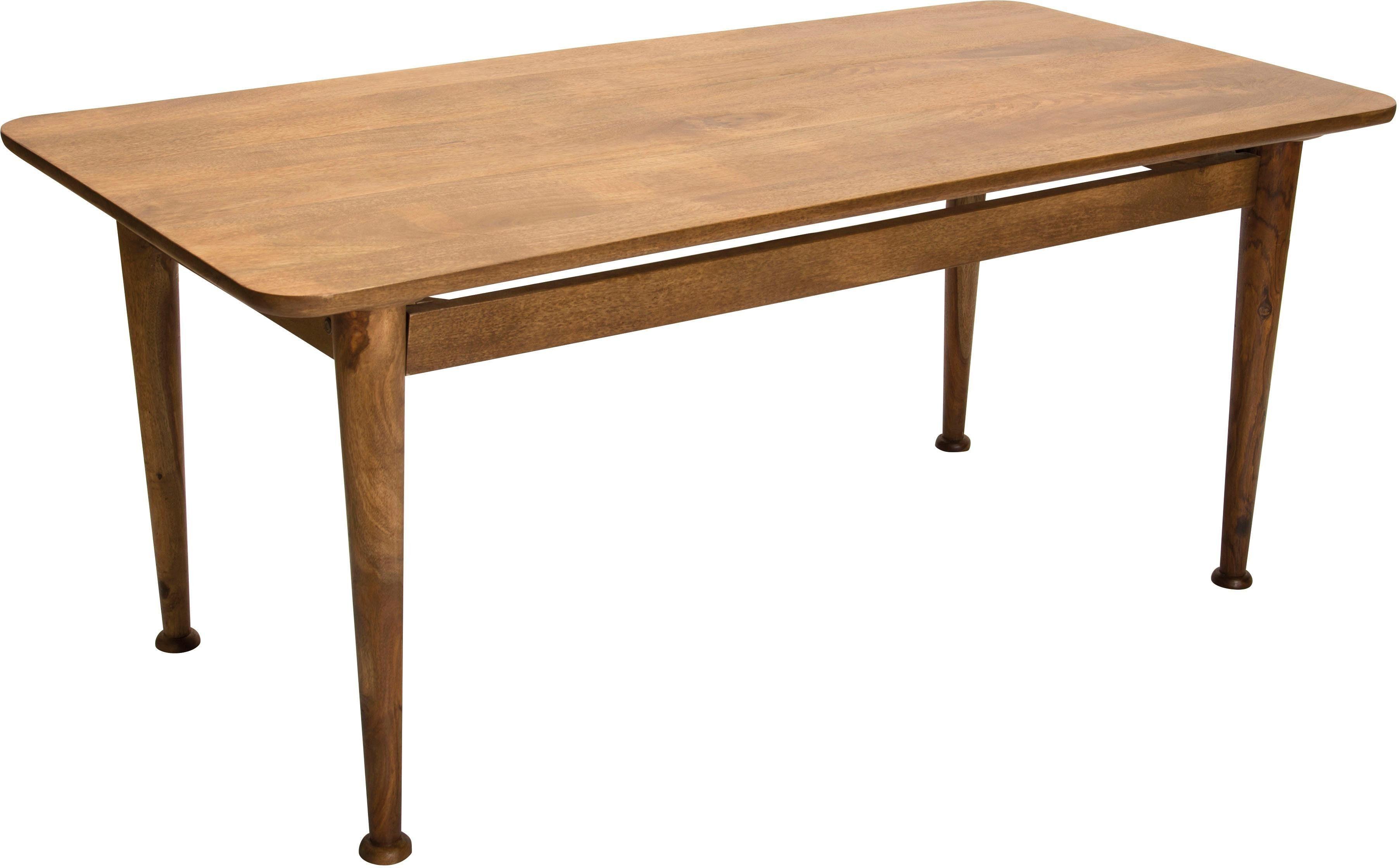 TOM TAILOR Esstisch »T-WESTCOAST TABLE LARGE« aus Mangoholz, Breite 180 cm