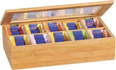 KESPER for kitchen & home Teebox, Bambus, (1-tlg)