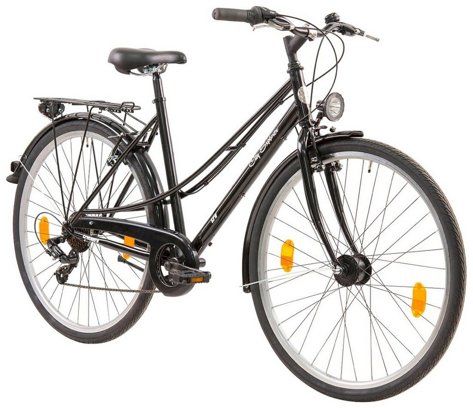 tretwerk citybike damen city explorer 28 zoll 7 gang. Black Bedroom Furniture Sets. Home Design Ideas