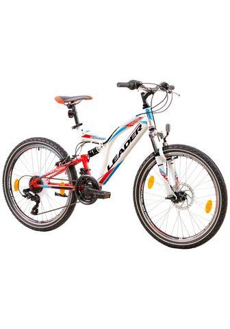 TRETWERK Kalnų dviratis »Chicago« 24 Zoll 21 Ga...