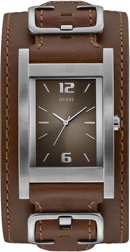 Guess Quarzuhr »SADDLE UP, W1165G1«