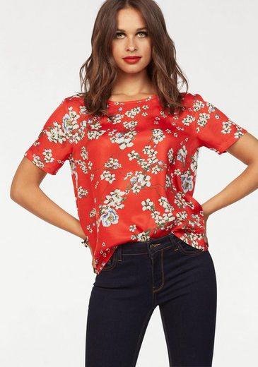 JACQUELINE de YONG Shirtbluse »ELLIOT« geblümt