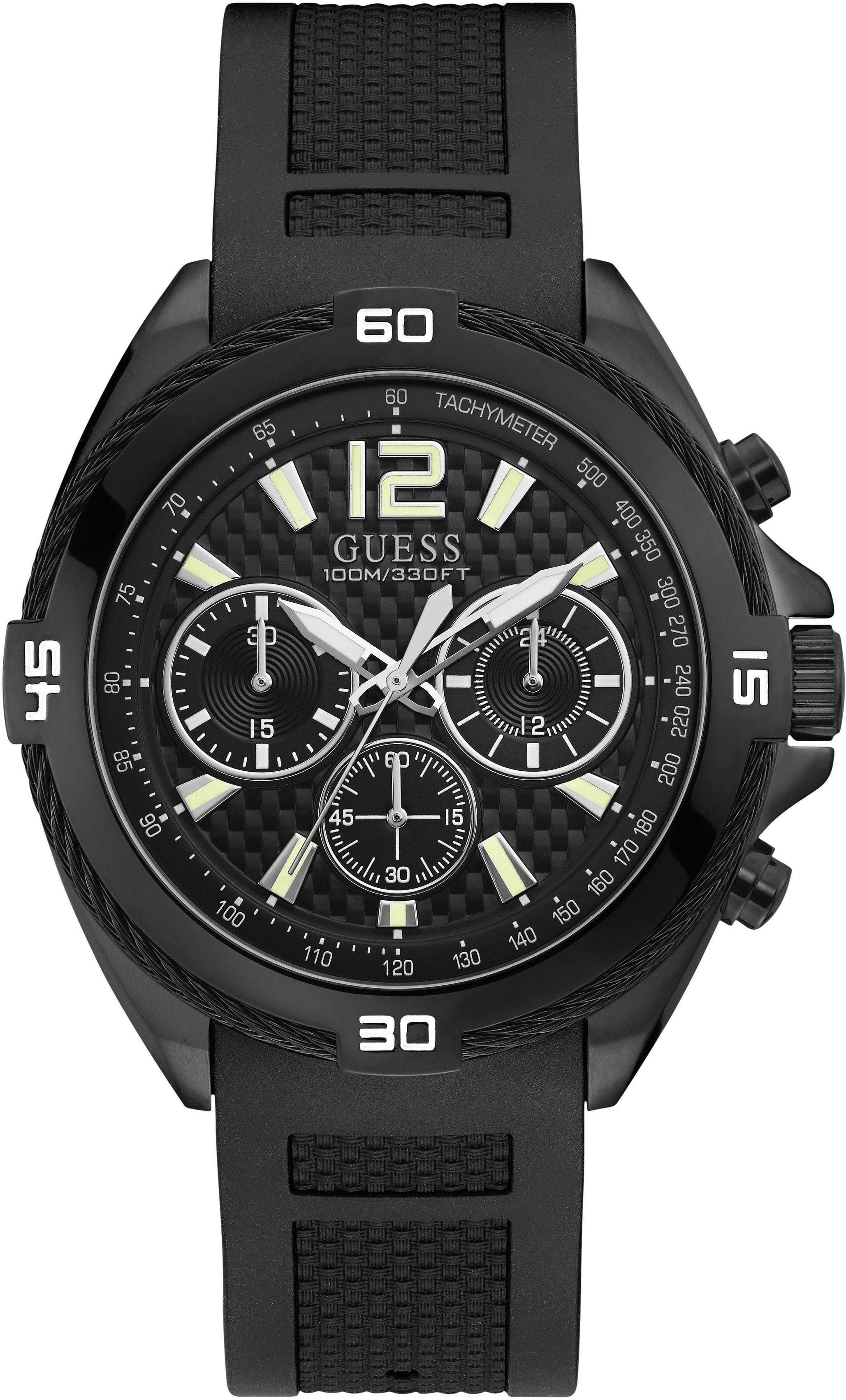 Guess Chronograph »SURGE, W1168G2«