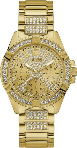 Guess Multifunktionsuhr »LADY FRONTIER, W1156L2«