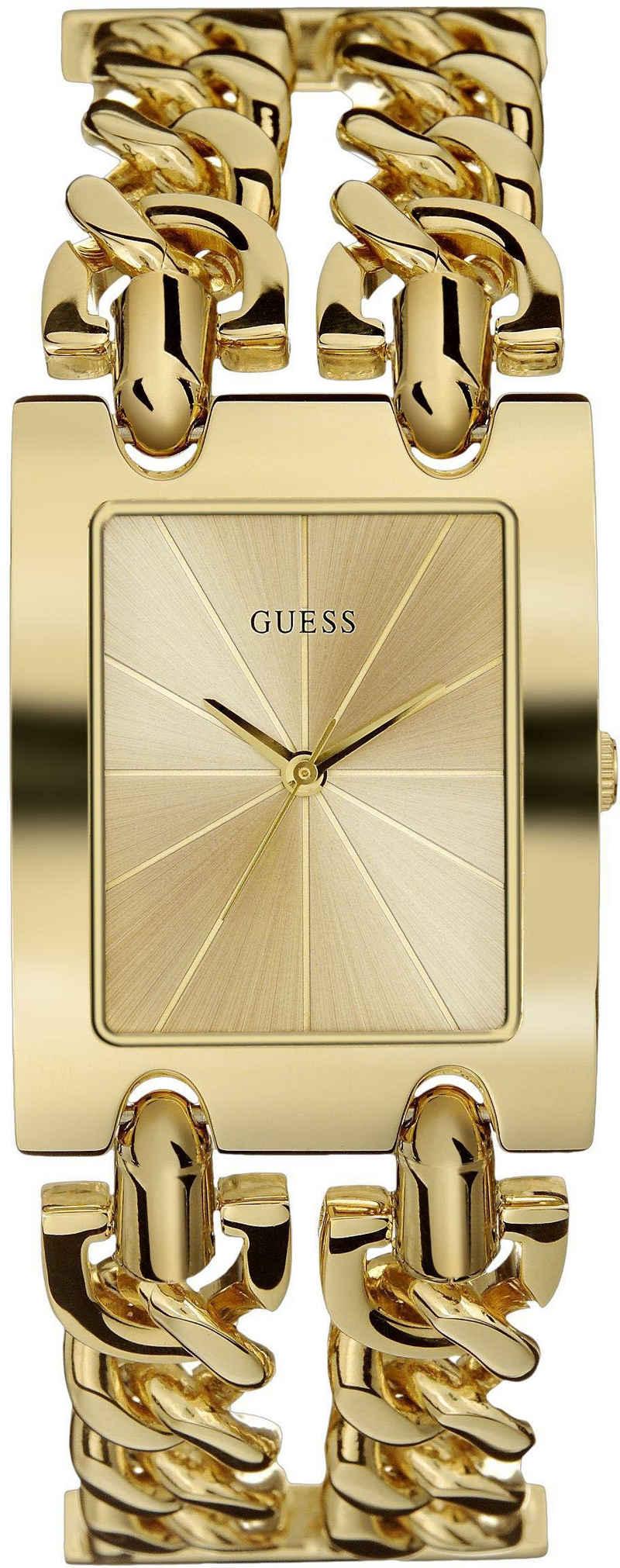 Guess Quarzuhr »HEAVY METAL, W1117L2«