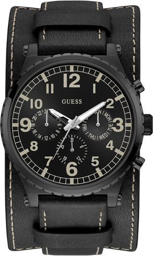 Guess Multifunktionsuhr »ARROW, W1162G2«