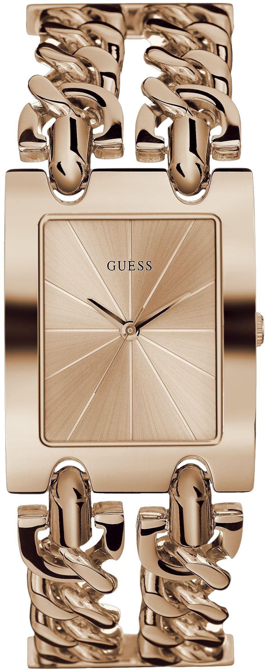 Guess Quarzuhr »HEAVY METAL, W1117L3«