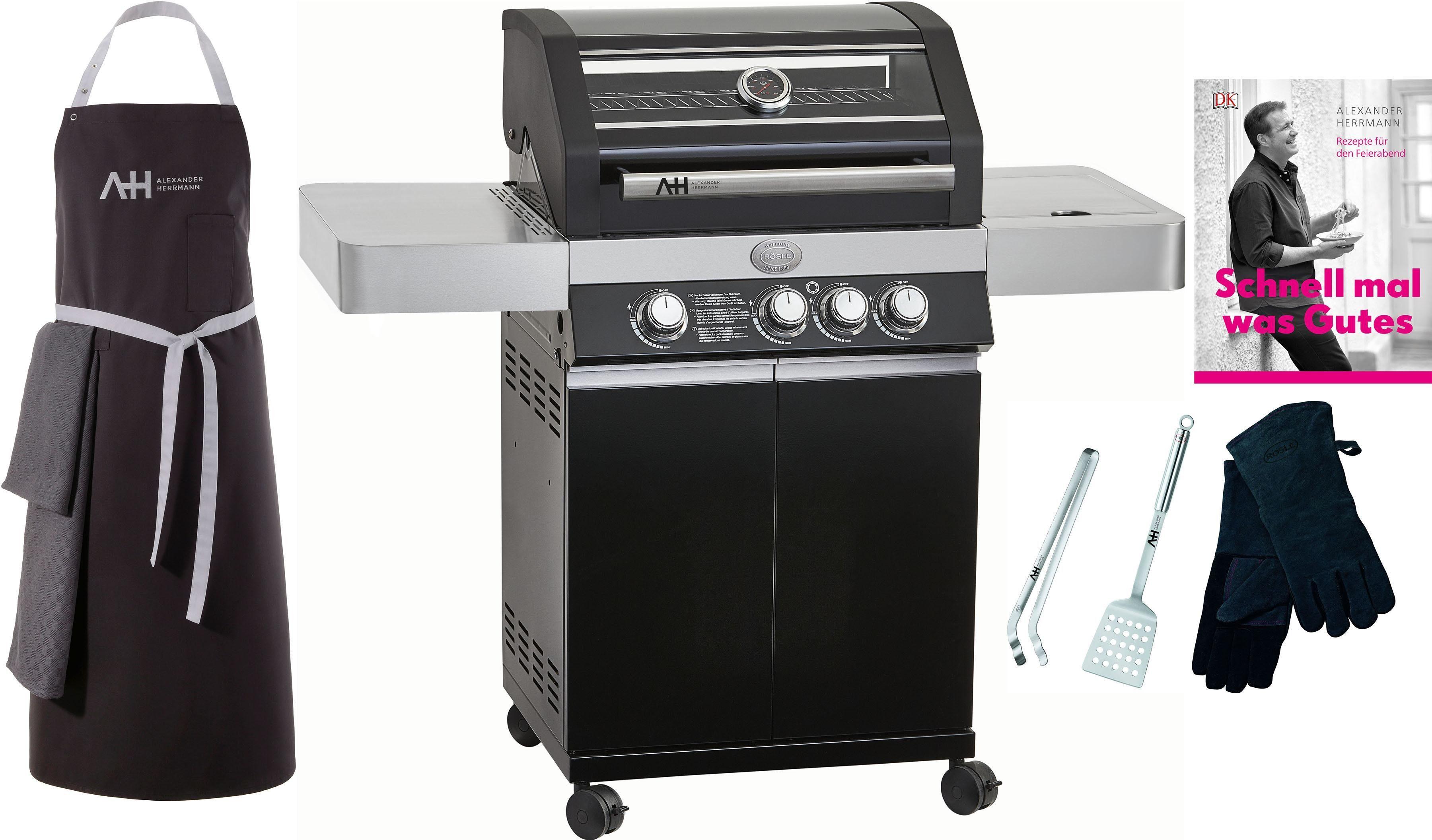Rösle Gasgrill Vision G4 : Xxl rösle grill shop