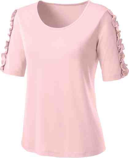création L Shirt in trageangenehmer Single-Jersey-Qualität