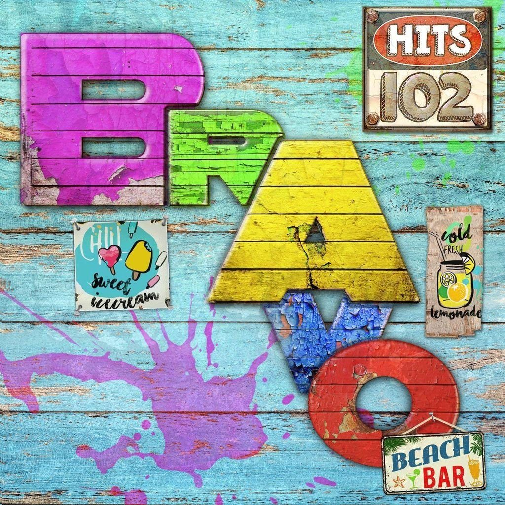 Sony Pictures Musik-CD »Bravo Hits Vol.102«