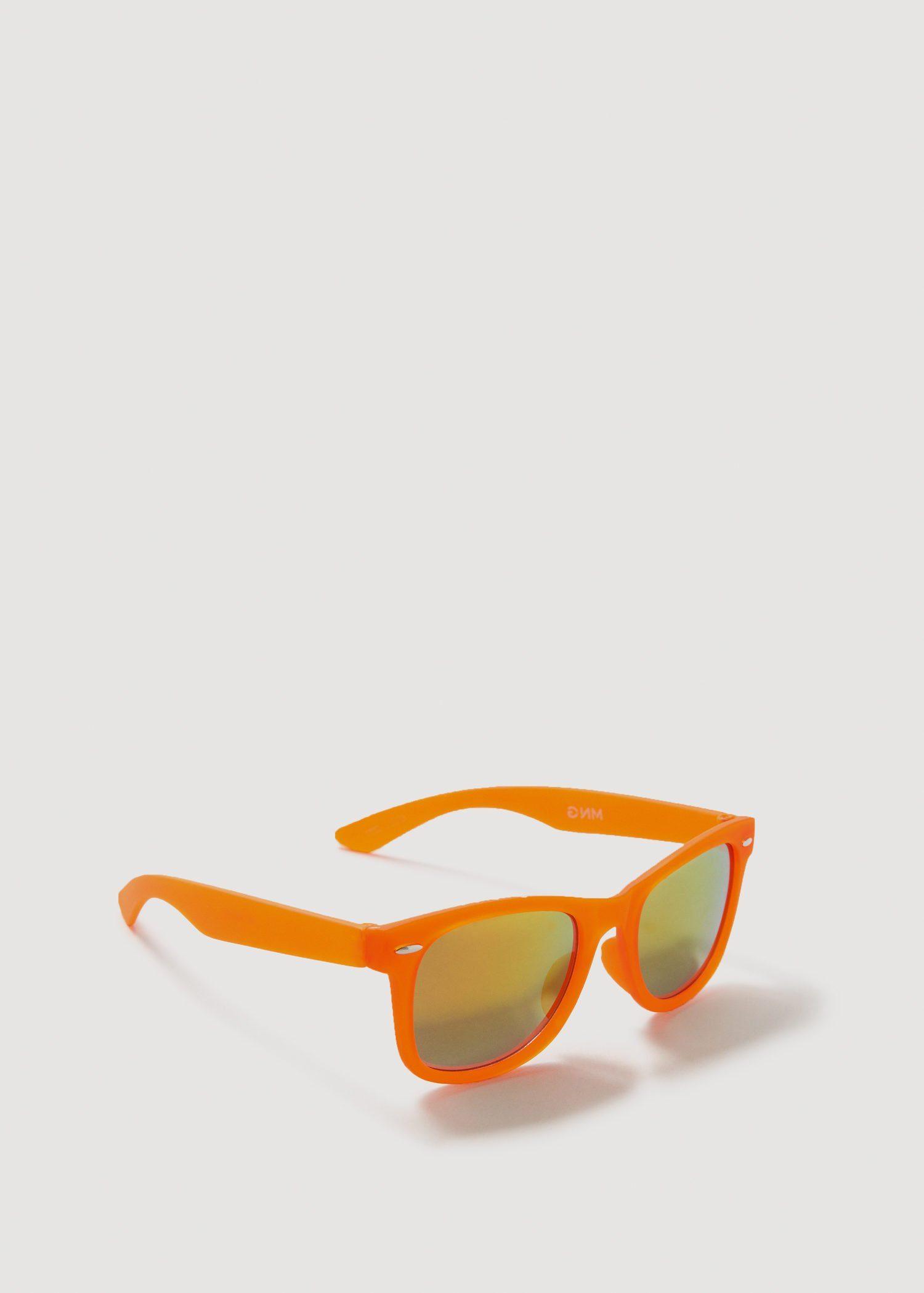 MANGO Kids Sonnenbrille mit Spiegelgläsern