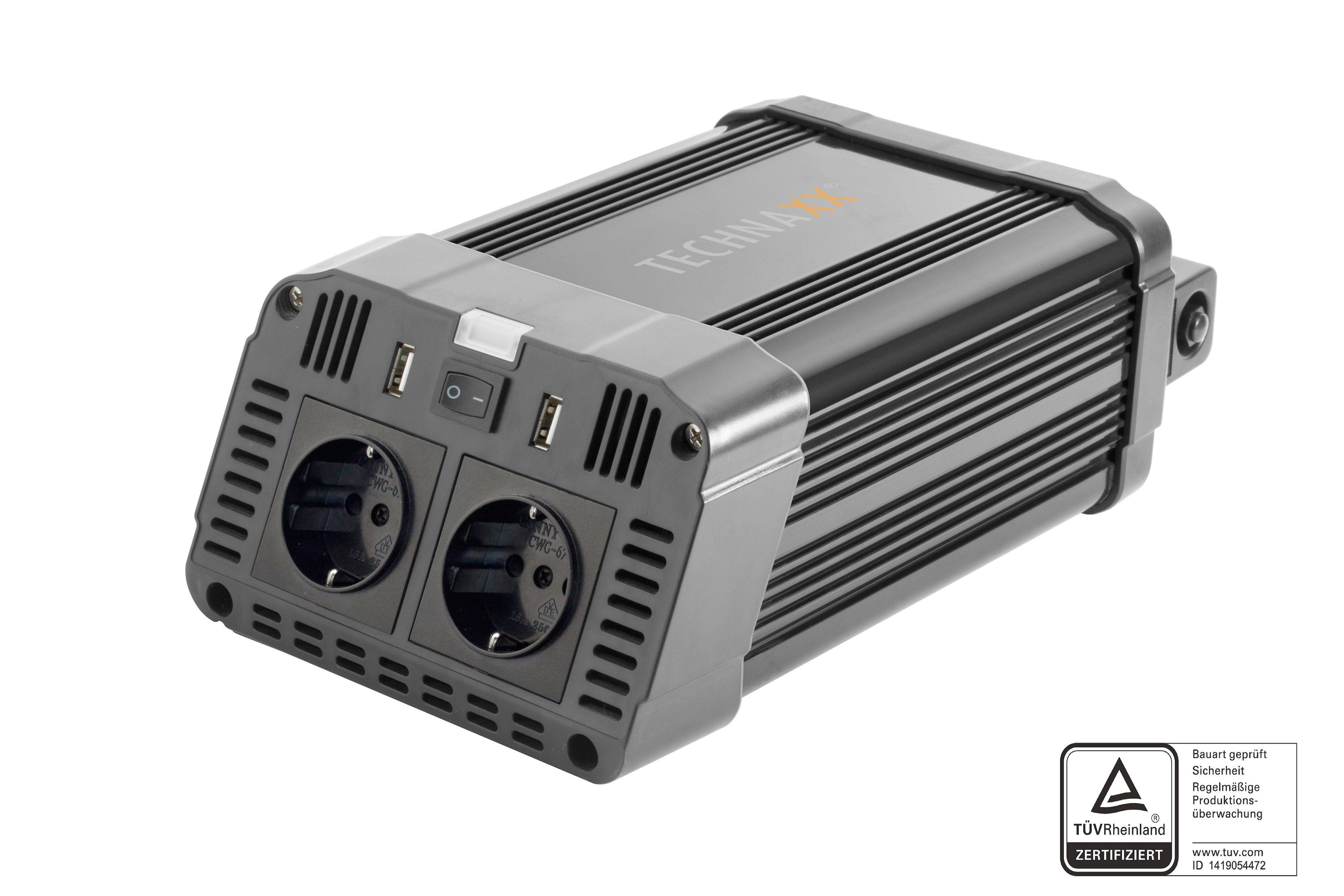 Technaxx Über 750 Watt »TECHNAXX INVERTER 1200W TE16«