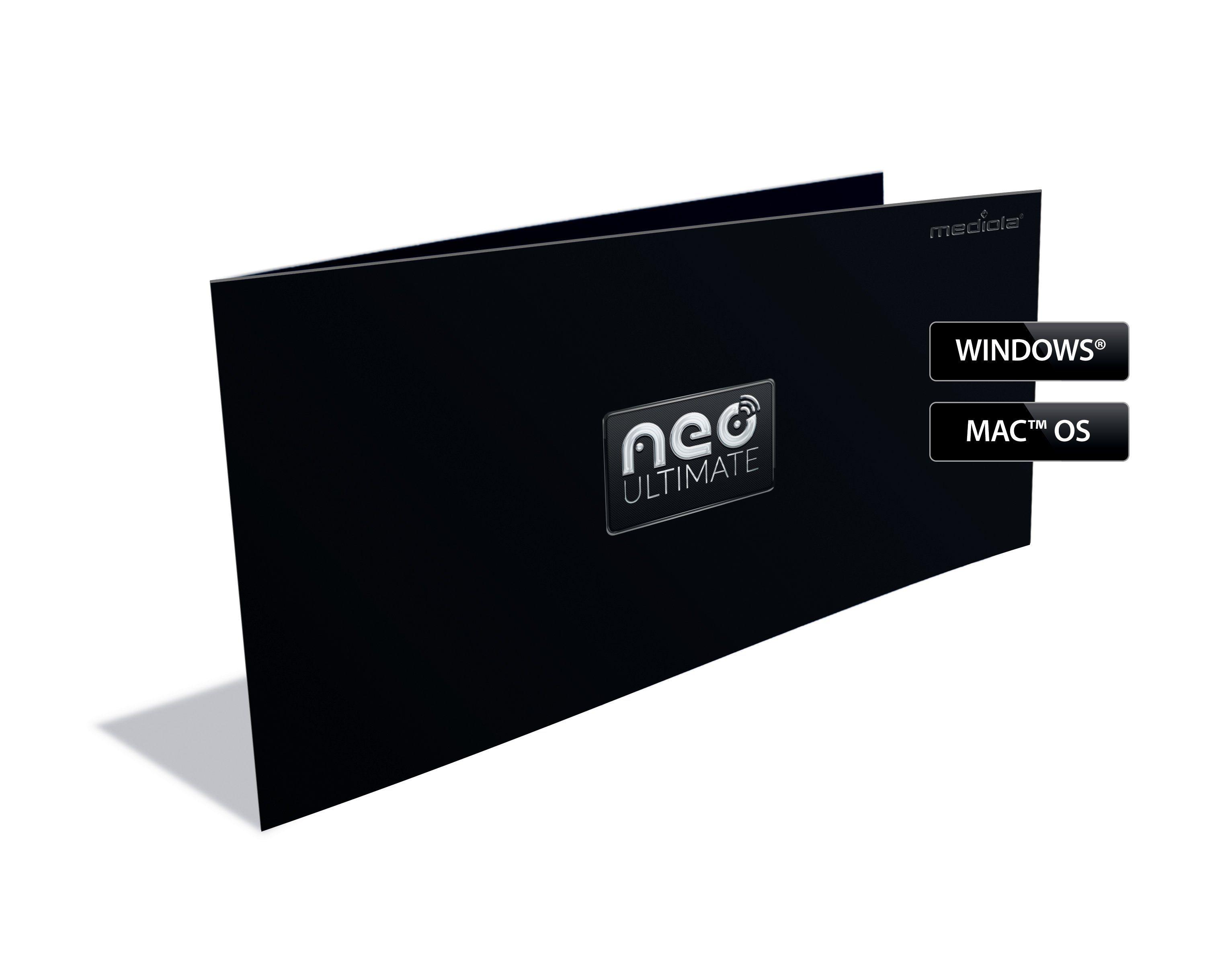 Mediola Smart Home - Steuerung & Komfort »AIO CREATOR NEO ULTIMATE - SFW-5000«