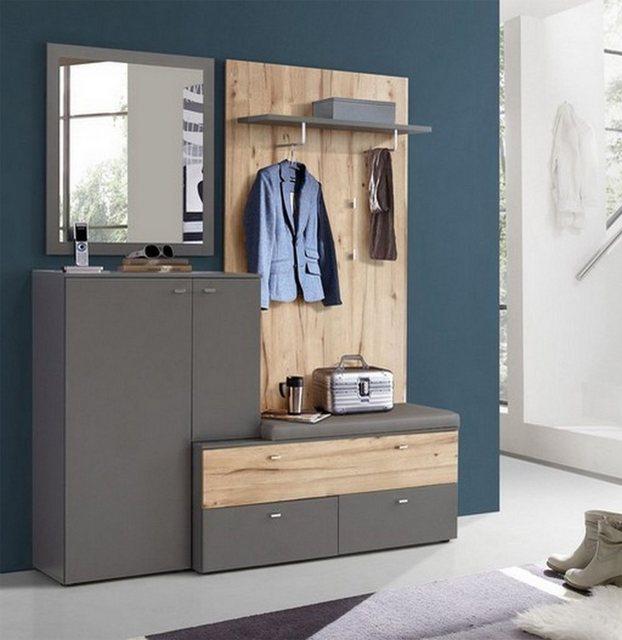 Garderoben Sets - HTI Living Garderobe »Como«  - Onlineshop OTTO