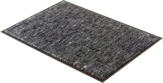 Fußmatte »Miami 003«, SCHÖNER WOHNEN-Kollektion, rechteckig, Höhe 7 mm, Schmutzfangmatte, waschbar