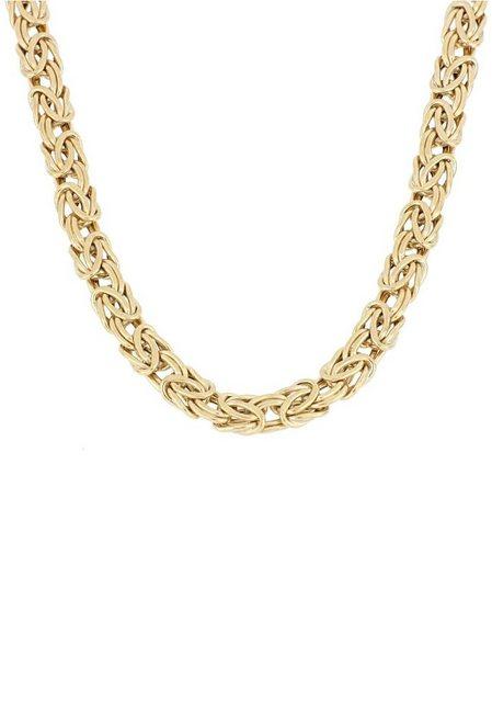 Firetti Königskette »6 mm breit, glanz, einseitig bombiert« | Schmuck > Halsketten > Königsketten | Firetti