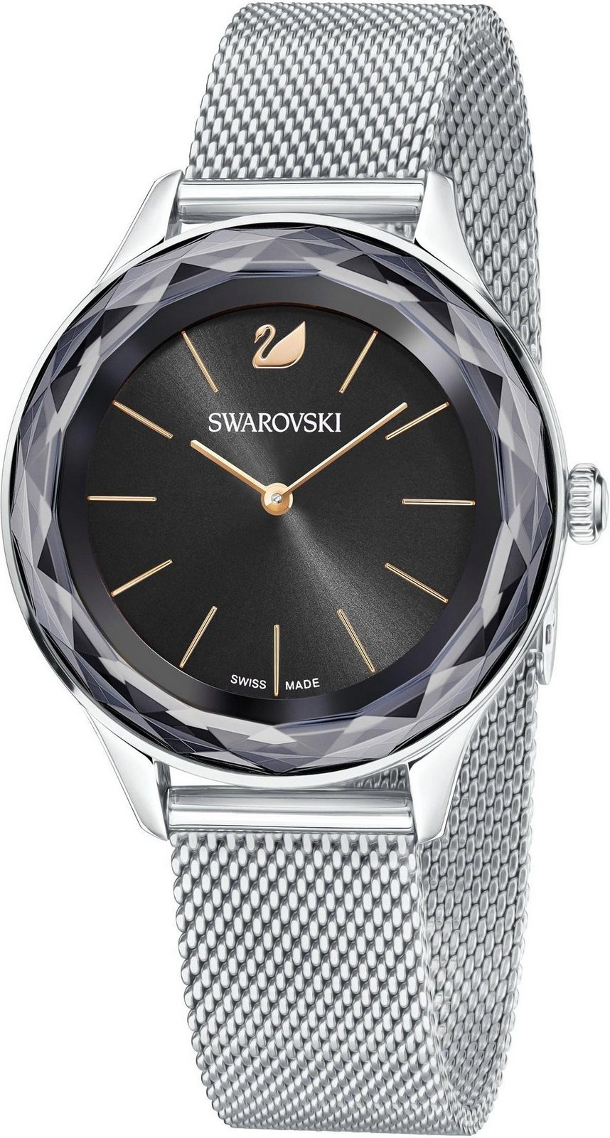 Swarovski Schweizer Uhr »Octea Nova, 5430420«
