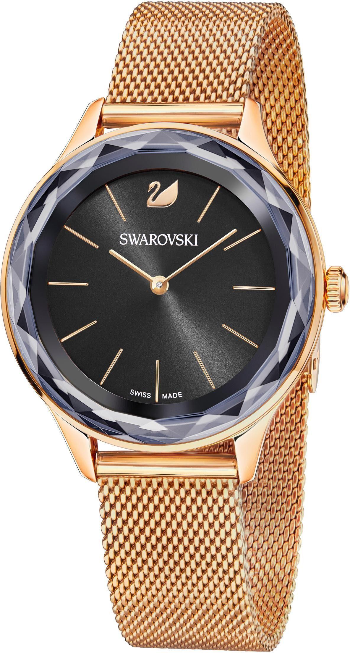 Swarovski Schweizer Uhr »Octea Nova, 5430424«