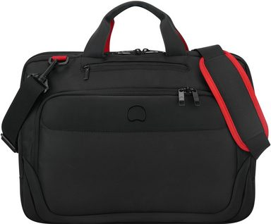 Laptopfach zoll Aktentasche 2 Mit 15 »parvis Delsey 6 Fächer« Plus XHqBI