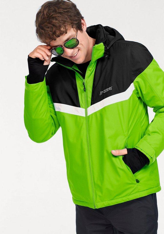 Maier Sports Skijacke »LARIX« Wind- und wasserdicht, verschweißte Nähte | Sportbekleidung > Sportjacken > Sonstige Sportjacken | Schwarz | Maier Sports
