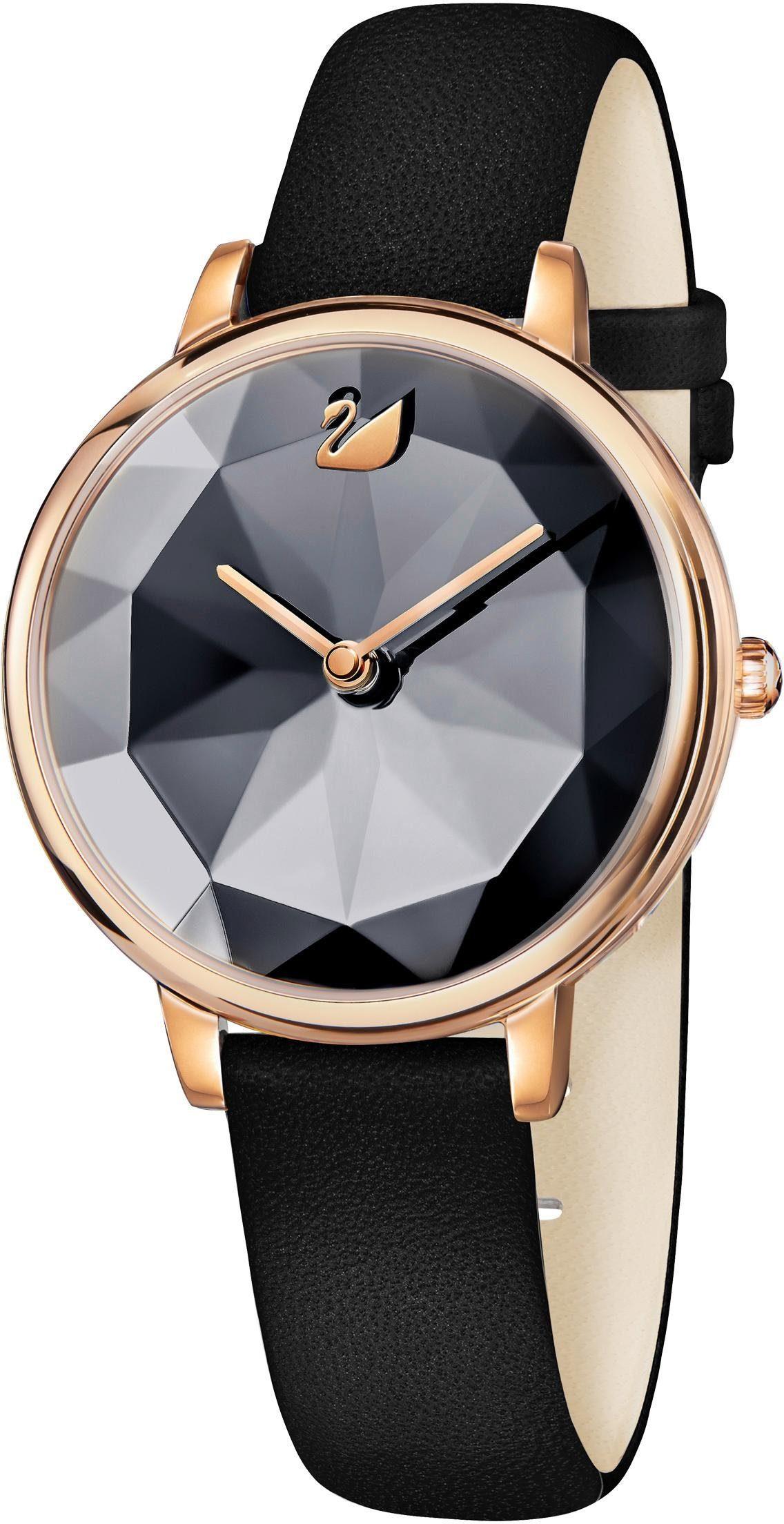 Swarovski Schweizer Uhr »Crystal Lake, 5416009«