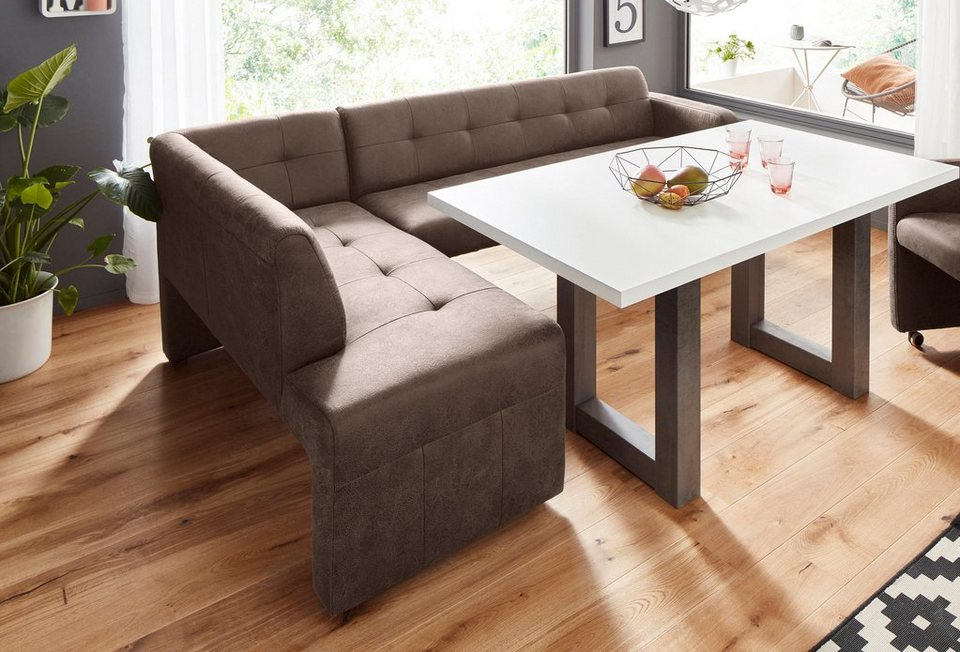 exxpo sofa fashion eckbank breite 245 cm kaufen otto. Black Bedroom Furniture Sets. Home Design Ideas