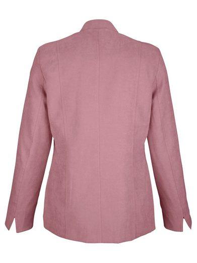 Paola Suede Rosé In Blazer Qualität vm8wnON0