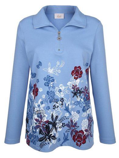 Paola 2er P. Sweatshirt in uni und bedruckt