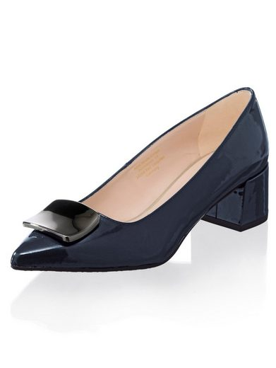 Alba Moda Pumps in Lackoptik