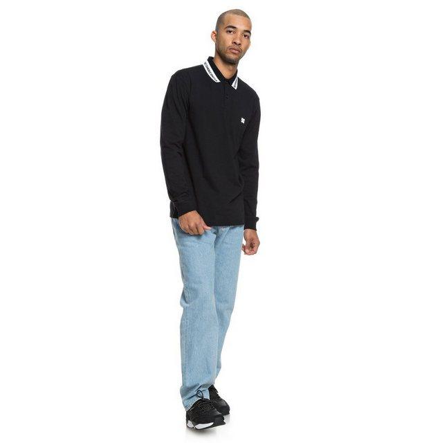 dc shoes -  Langarm-Polo Shirt »Brookings«