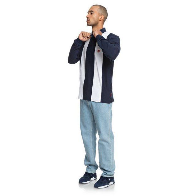 dc shoes -  Langarm-Polo Shirt »Crosstown«