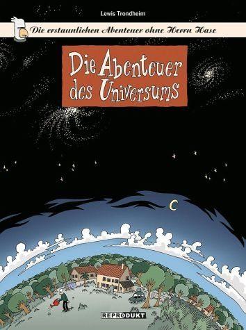Broschiertes Buch »Die erstaunlichen Abenteuer ohne Herrn Hase 01«