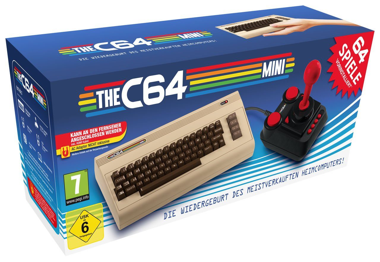 Koch Media PC - Hardware »TheC64 Mini«