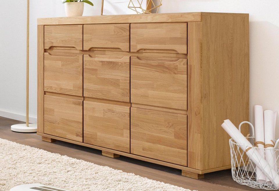 sideboard denis breite 140 cm ma e b t h 140 40 85. Black Bedroom Furniture Sets. Home Design Ideas
