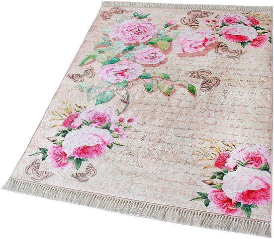 Teppich »Caimas 2130«, Sehrazat, rechteckig, Höhe 5 mm