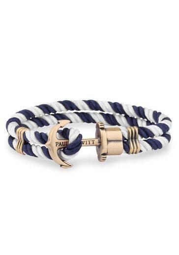 PAUL HEWITT Armband »Anker, PH-PH-N-NW«