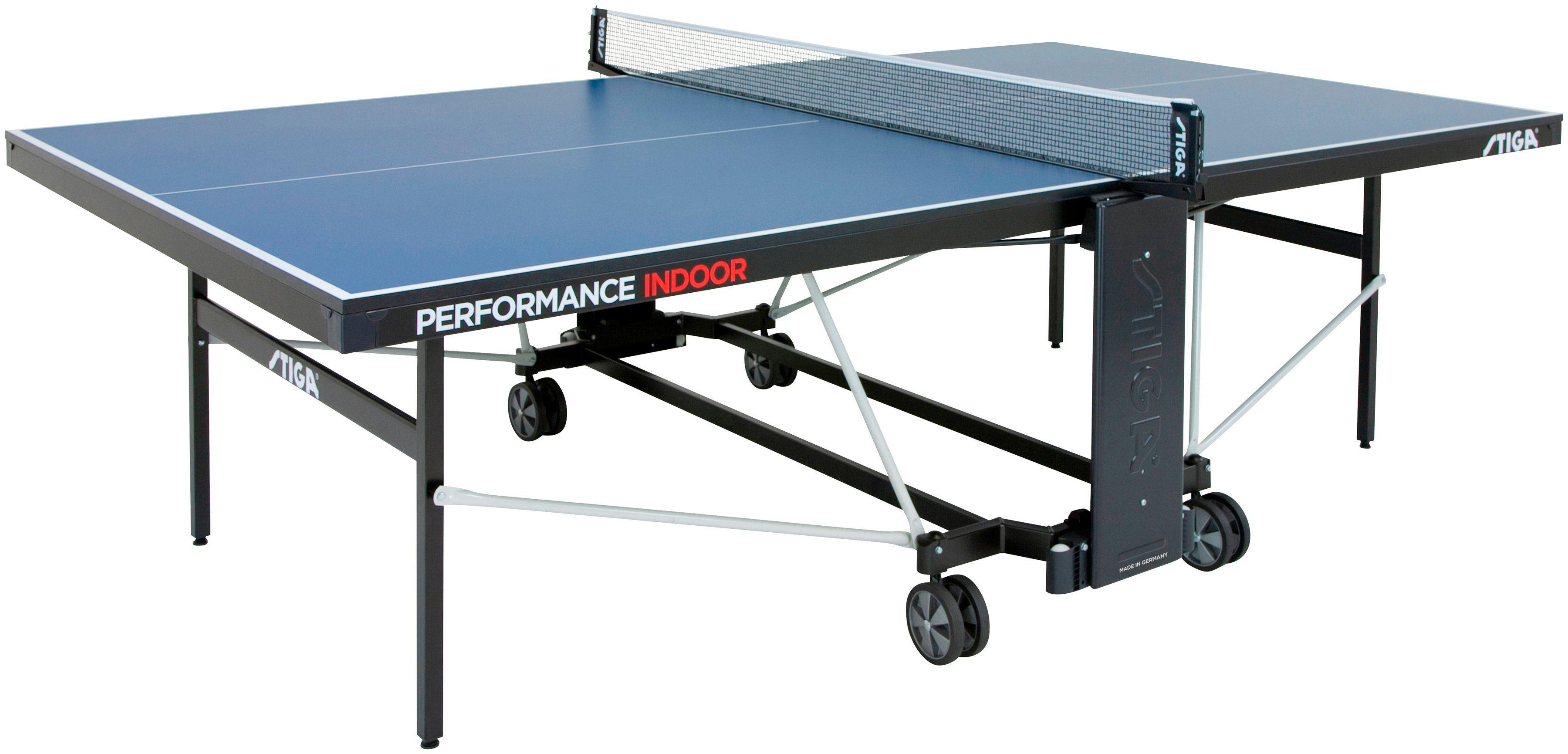 STIGA Tischtennisplatte »Performance Indoor«, BxLxH: 152,5x274x76 cm