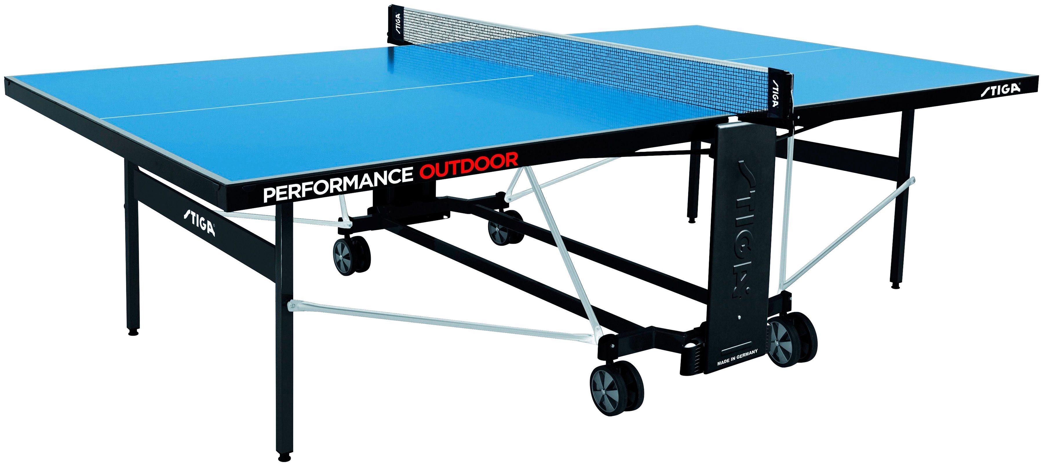 STIGA Tischtennisplatte »Performance Outdoor«, BxLxH: 152,5x274x76 cm