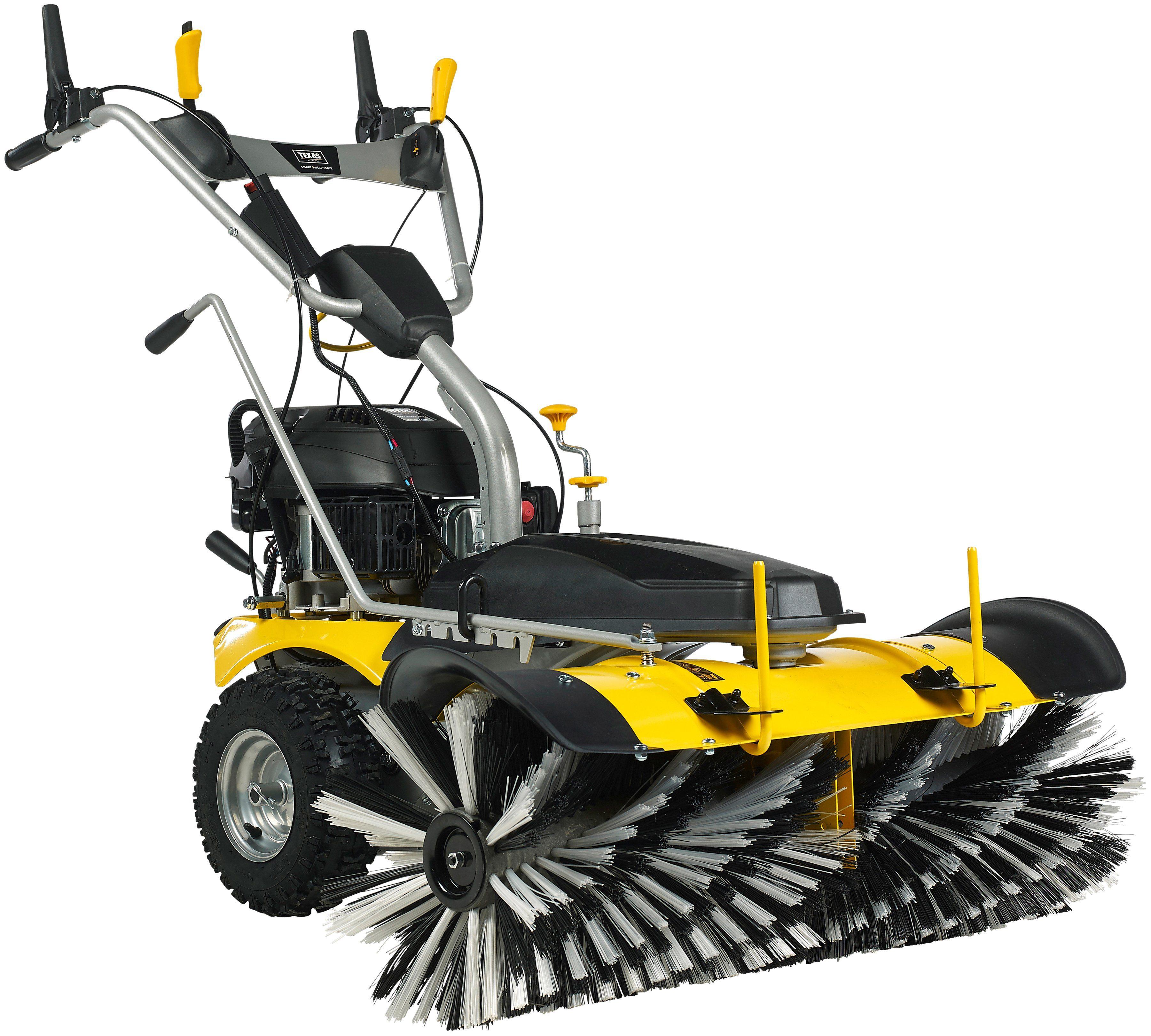 TEXAS Kehrmaschine »Smart Sweep 1000E«, 100 cm Arbeitsbreite