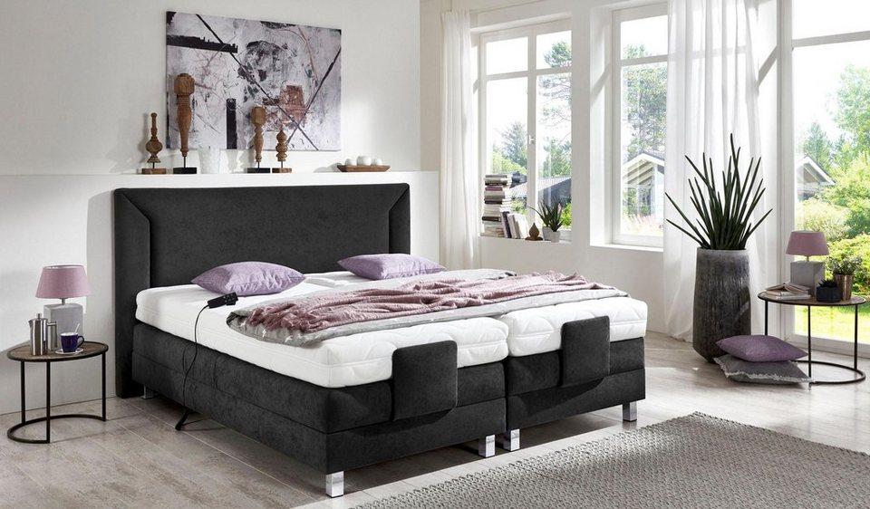 westfalia schlafkomfort motor boxspringbett in diversen ausf hrungen online kaufen otto. Black Bedroom Furniture Sets. Home Design Ideas