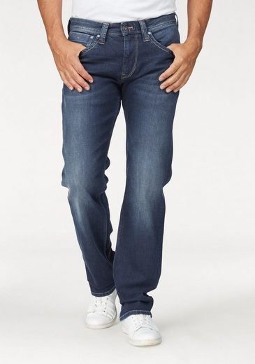 »kingston Straight Pepe Jeans Zip« jeans qz78xZ