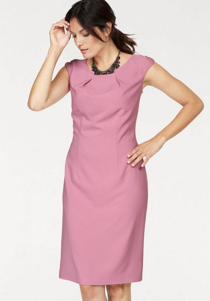 9b180e1c4379a5 select! By Hermann Lange Abendkleid elegantes Etuikleid in kniebedeckender  Länge