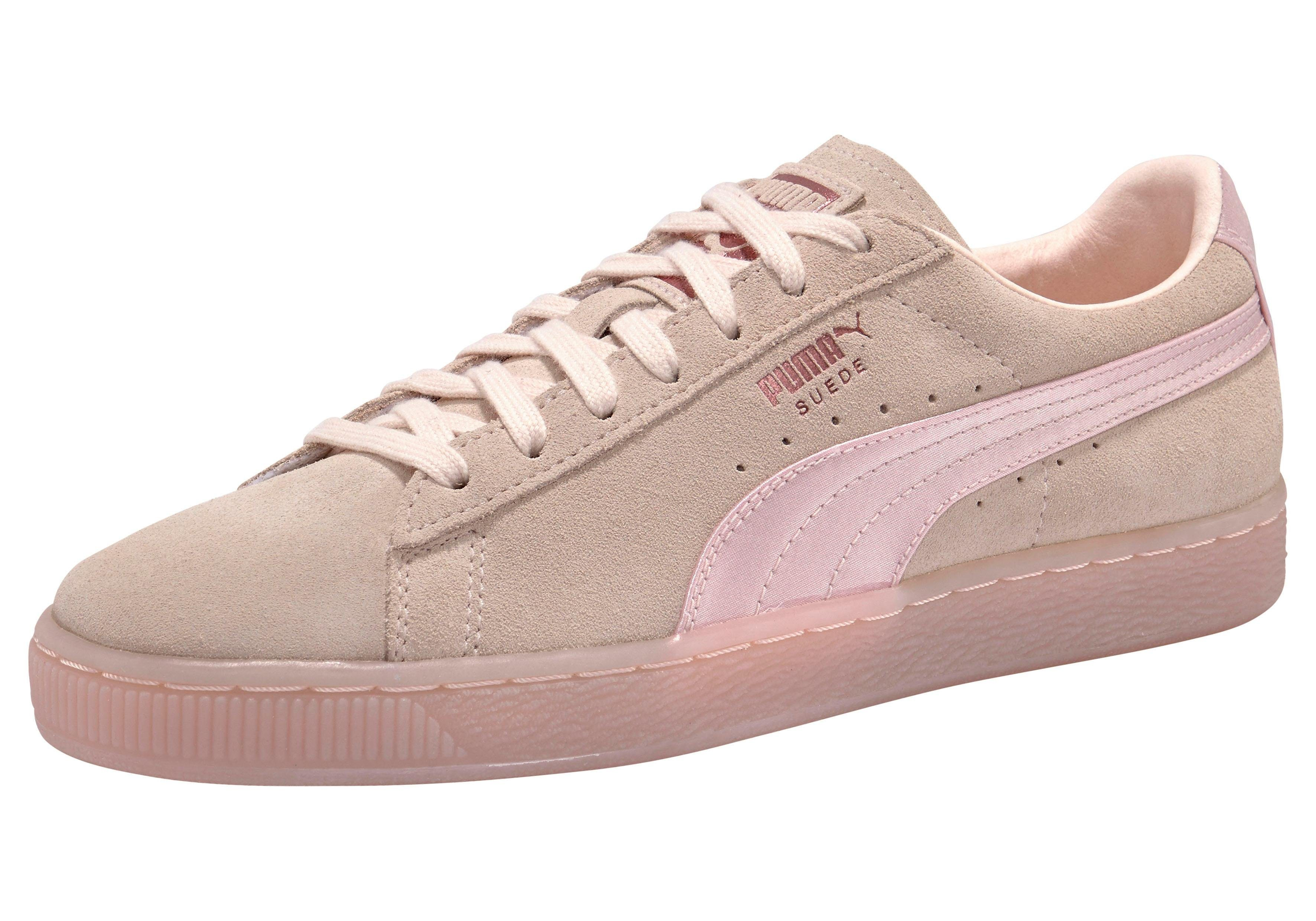 PUMA Suede Classic Satin Wn´s Sneaker kaufen  rosé