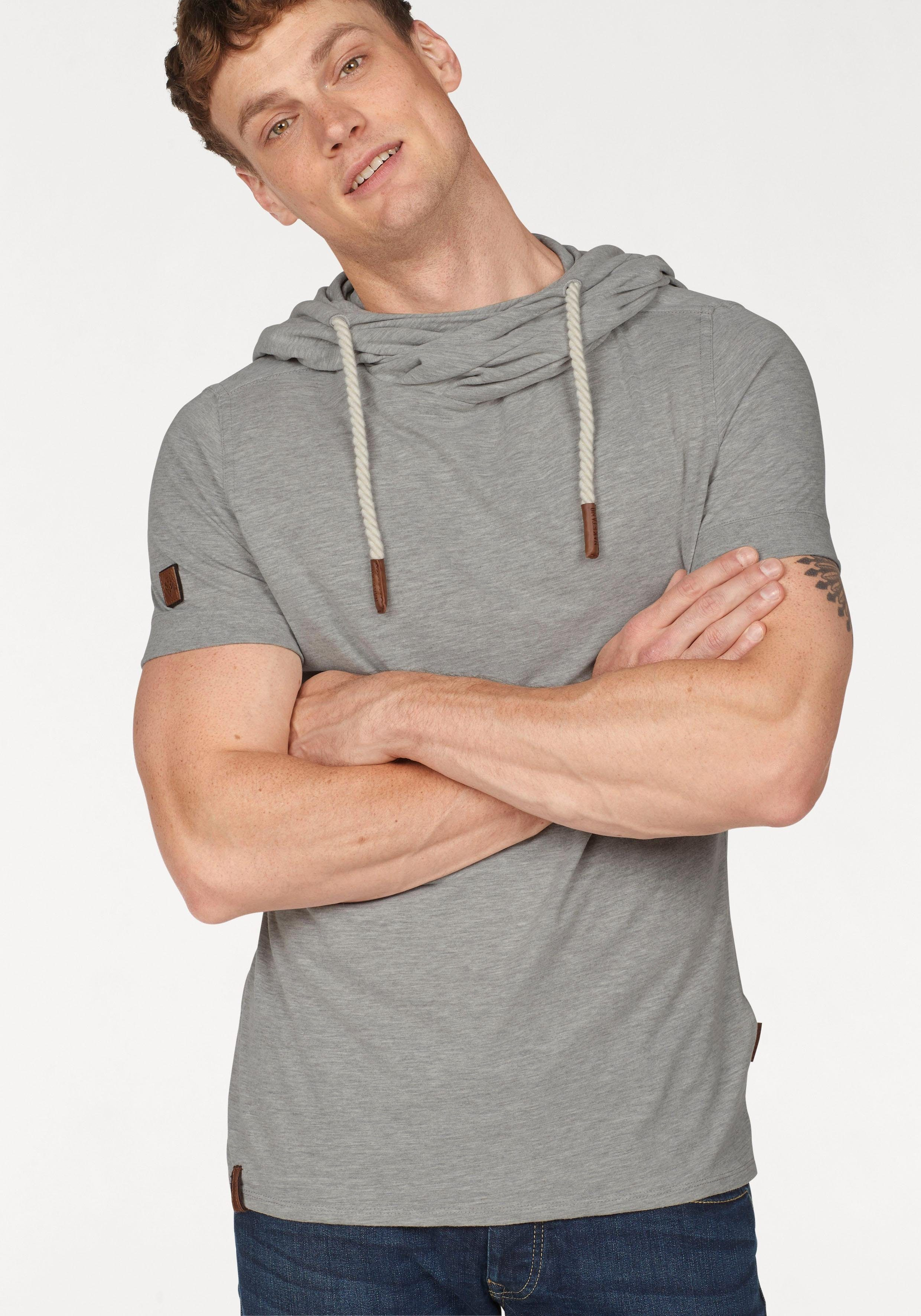 Naketano Herren T Shirt True Enemy T Shirt: