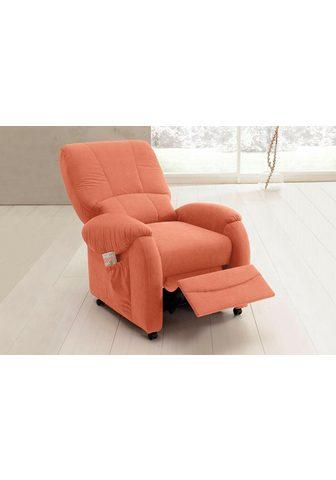 SIT&MORE Sit&more reguliuojamas fotelis